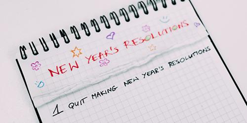 Résolutions 2020 : bonne ou mauvaise idée ?