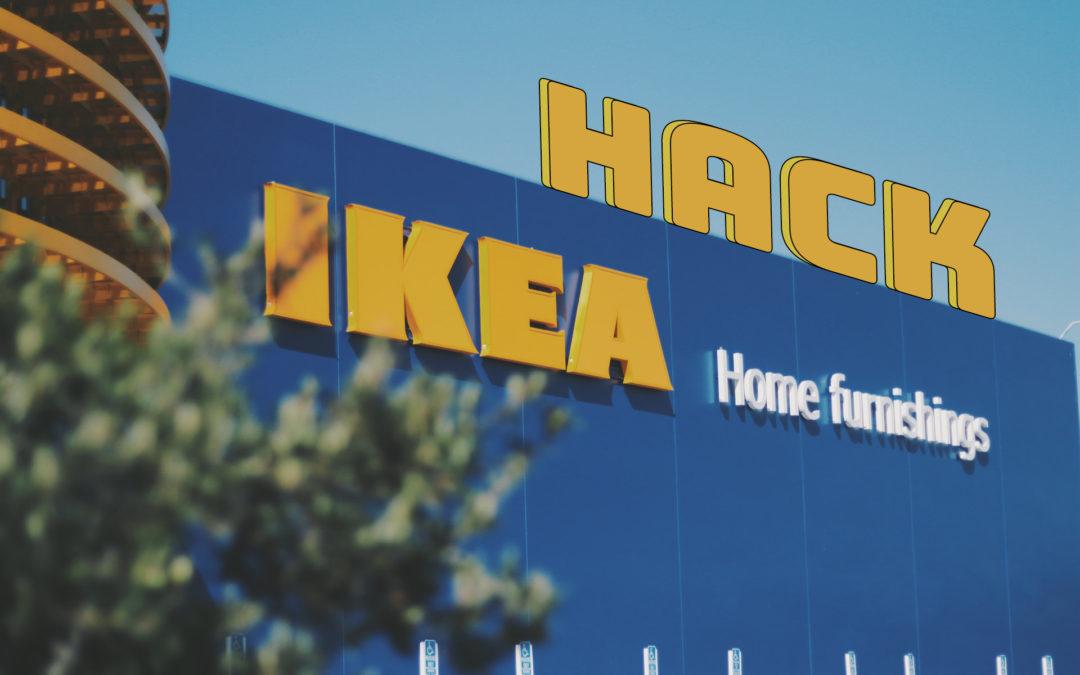 IKEA Hack : L'ameublement vu sous un autre angle